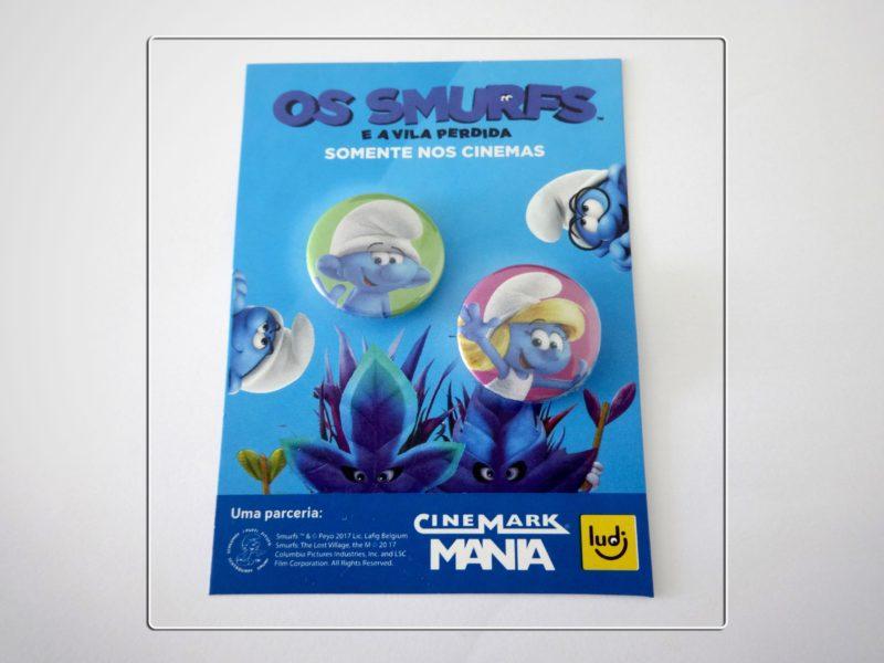 Bottom Campanha Promocional Smurf