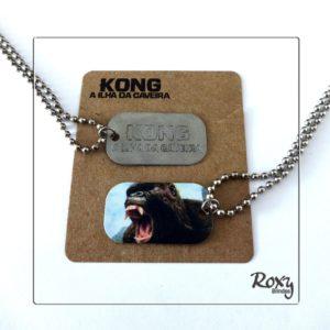 Brinde Personalizado Filme King Kong