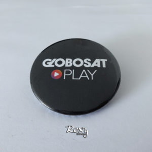 bottom promocional personalizado Globosat