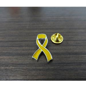 Pin Institucional Maio Amarelo
